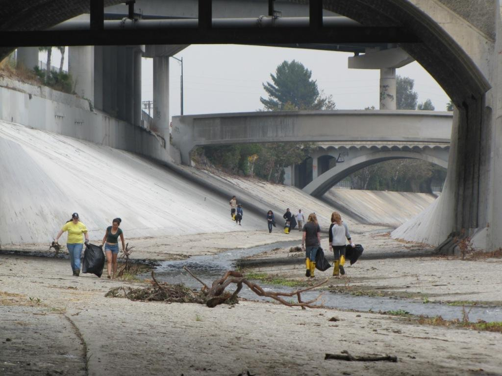 Cleanup at the Confluence